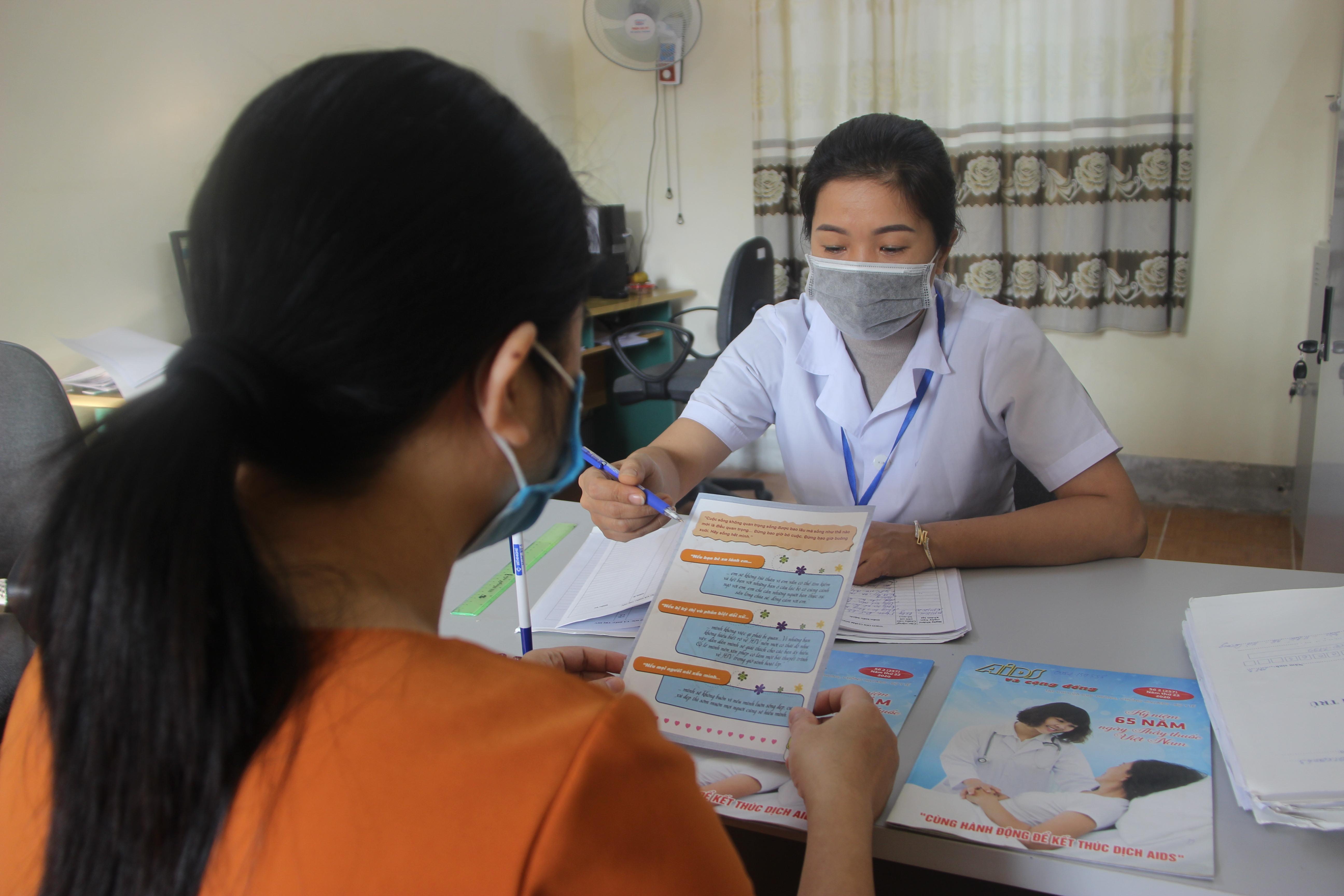 Lợi ích khi người bệnh HIV/AIDS điều trị ARV