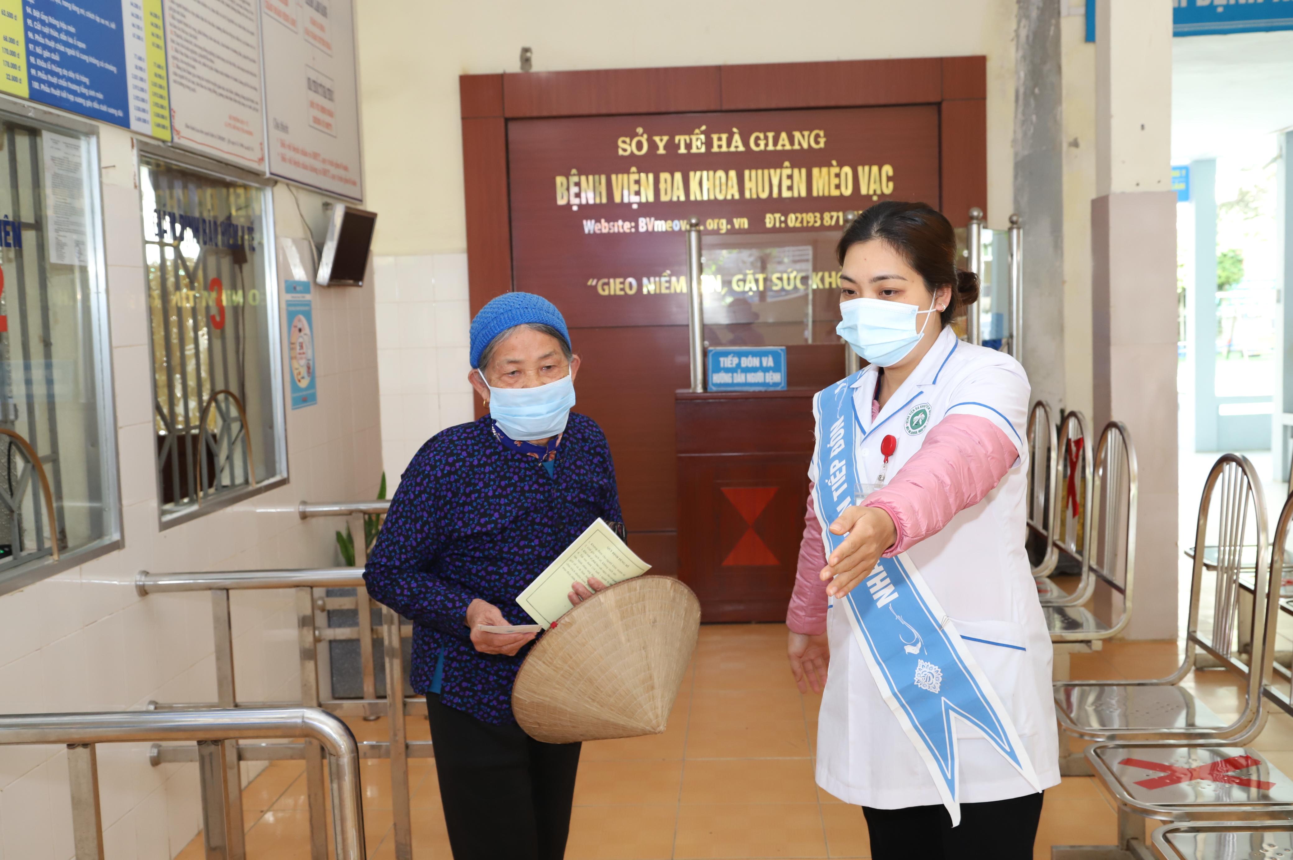 Bệnh viện đa khoa huyện Mèo Vạc tích cực phòng chống dịch COVID-19